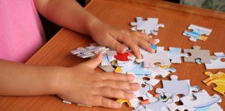 היתרונות בהרכבת פאזל בקרב ילדים