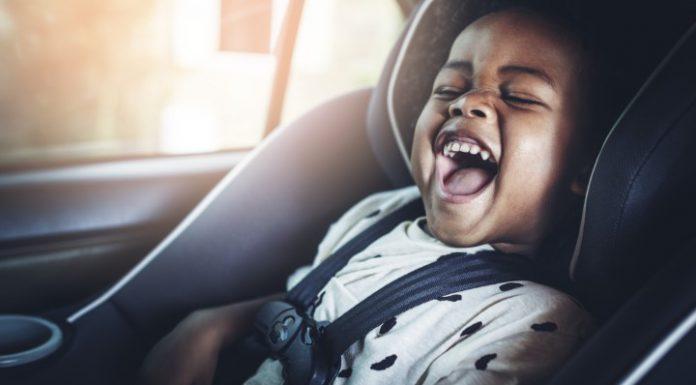 מערכת התרעה על שכחת ילדים ברכב