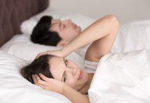 בעיית נחירות בשינה